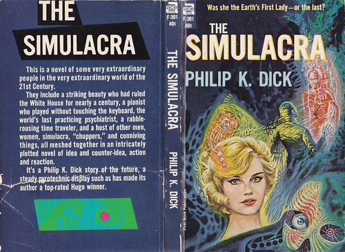 The Simulacra (Ace Science Fiction F-301), Philip K. Dick