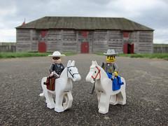 LEGO Lone Ranger vs. Western
