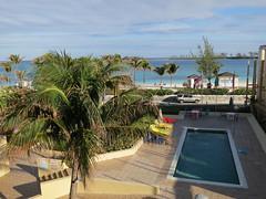 Junkanoo Beach & Cruise Ships (#7104) (Kordian) Tags: cruise beach bahamas cruiseships mp6 tripsvacations canonpowershots100 junkanoobeach 201301 latinsouthamerica
