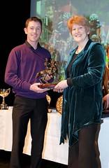 Scott  Brash receives award from Scottish Borders Council (Scottish Borders Council) Tags: horses award olympics brash teamgb showjump scottishborderscouncil scottbrash