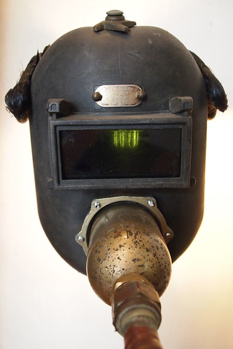 Numbers Station (mask)