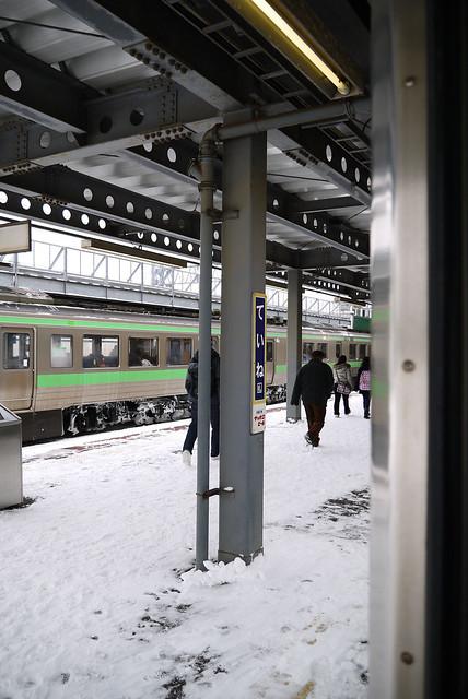 北海道ツアー最終日は小樽へ|手稲駅
