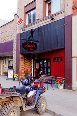 The Metals Bar, Wallace, ID (CT Young) Tags: bar idaho wallace smalltown silvervalley centeroftheuniverse idahopanhandle wallaceid shoshonecounty canonefs18135mmf3556is