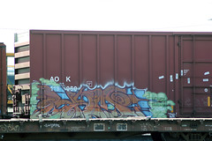 IMG_2370 (CONSTRUCTIVE DESTRUCTION) Tags: train graffiti streak tag ham boxcar graff piece btr moniker