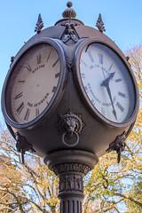 Baxter Clock (jmm_photos) Tags: clock seth nc downtown post thomas northcarolina historic baxter 1920 jewelers newbern nbnc