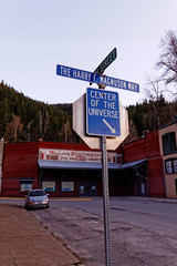 The Center of the Universe, Wallace, ID (CT Young) Tags: idaho wallace smalltown silvervalley miningtown idahopanhandle ruralwest wallaceid canonefs18135mmf3556is downtownwallace