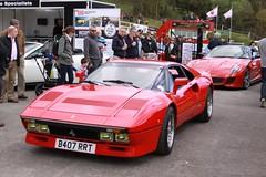 Auto Italia - Brooklands 2013 129 (Wessex Car Club) Tags: red italian web ferrari gto supercar 288 599 roso worldcars autoitaliabrooklands2013 b407rrt