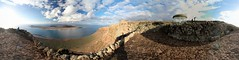 Mirador del Rio lookout toward la Graciosa island (Photon_chaser) Tags: