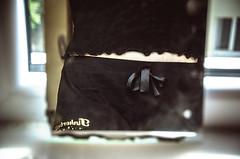 201365  Style 152 (Melissa Maples) Tags: woman selfportrait black reflection me turkey mirror nikon asia trkiye style melissa antalya shorts nikkor maples vr afs  18200mm  f3556g  18200mmf3556g 201365 d5100