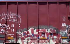 (Runtrains) Tags: graffiti shark kts freight runtrains