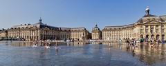 Place de la Bourse, Bordeaux (Vins 64) Tags: place bordeaux bourse aquitaine gironde