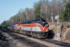Thanks Dad (ac1756) Tags: bar emd f3a 42 northernmainejunction maine on44