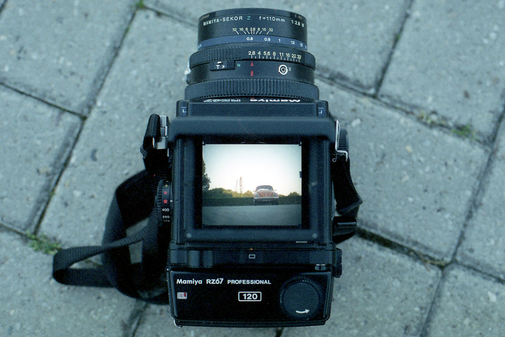 The World's Best Photos of mamiya and vw - Flickr Hive Mind
