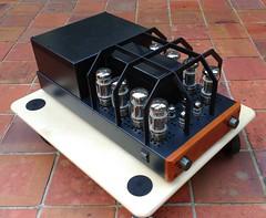 Almarro A50125A side (teddy_qui_dit) Tags: almarro a50125a tubeamp amplificateurlampe amplificateurtubes vaccumtube madeinjapan quality