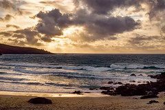 Evening on Porthmeor, St Ives (thriddle) Tags: cornwall stives