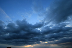 Cloudscape_3_9X7A0503 (timbertree9) Tags: clouds cloud sunset bluesky moody landscape whispy formation trails
