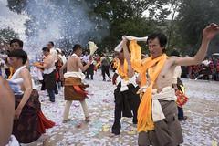2016_Tibet_Flickr_2star-111 (arkienkeli) Tags: tibet repkong shaman festival tongren amdo