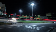 STOP - PARE (Marcos Jerlich) Tags: light longexposure exposure city urban cars colours canon700d canon canont5i marcosjerlich lightroom