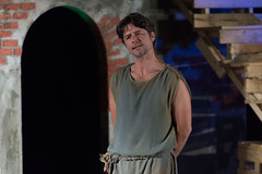 160724_MilesGloriosus_214 (sergio_scarpellini) Tags: milesgloriosus plautusfestival plautus theater teatro sarsina plauto ettorebassi justinemattera corradotedeschi