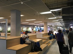 Salon KLM AMs (Bertrand Duperrin) Tags: b777 b777200 businessclass klm