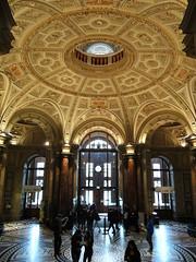 Kunsthistorisches Museum, Vienna (Sheepdog Rex) Tags: ceilings kunsthistorischesmuseum vienna