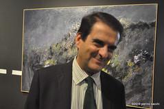 M9090237 (pierino sacchi) Tags: castellovisconteo il900 inaugurazione mostra museicivici pittura sindaco