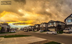DSC_2722 (Rinathq) Tags: nikon landscape calgary stormy storm summer 2016 rain evening sunset canada sky tokina