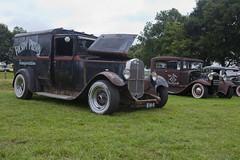Hot rod (appie462@gmail.com) Tags: appie462 appiedeijcks automobile americancars hotrod panel panelvan