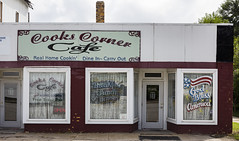 Cooks Corner Cafe (will139) Tags: in42 rural ruralindiana diners cafes food eat homecookin dineincarryout breakfast lunch dinner godblessamerica
