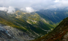 Haute Route - 13 (Claudia C. Graf) Tags: switzerland hauteroute walkershauteroute mountains hiking