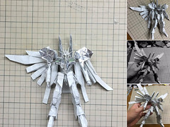 Good fold.. but dont think single sheet (o'sorigami) Tags: