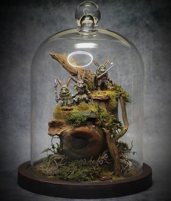 the world 39 s best photos of diorama and troll flickr hive. Black Bedroom Furniture Sets. Home Design Ideas