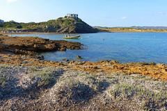 Plages de Fornells (Raymonde Contensous) Tags: espagne balares minorque menorca plagesdefornells calatirant mer plages criques mditerrane paysage ctes