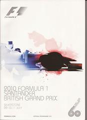 11th July 2010 British Grand Prix Silverstone (rob  68) Tags: 11th july 2010 british grand prix silverstone f1 gp