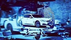 BMW 3 Series (olicantropo) Tags: car cars audi volkswagen vw volks bmw mercedes mercedesbenz benz 3series a4 passat cclass