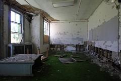 IMG_7763 (mookie427) Tags: urban explore exploration ue derelict abandoned hospital tuberculosis sanatorium upstate ny mental developmental center psychiatric home usa urbex