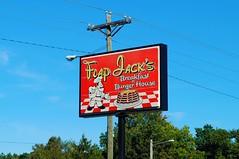 Flap Jacks, Minong Wisconsin (Cragin Spring) Tags: flapjacks pancakes burgers sign red sky restaurant breakfast minong minongwisconsin minongwi wisconsin wi midwest northernwisconsin unitedstates usa unitedstatesofamerica