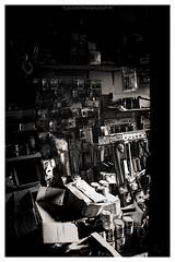 Judgement Day (savillent) Tags: black white mono old ghost machine dark nikon d800 24 70mm photography arctic commercial tuktoyaktuk saville northwest territories canada september 2016