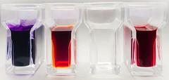 Tinción de Gram (CdePaz) Tags: microbiology gram colorantes tinciones cubetas de tinción laboratory
