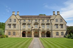 (Henri Decur) Tags: cambridge university magdalene college library architecture