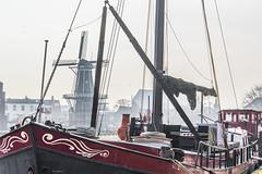 _DSC8045 (fransvansteijn) Tags: boten molens steden haarlem