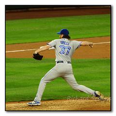 Jason Grilli Warms Up (seagr112) Tags: seattle seattlemariners torontobluejays washington baseball baseballgame mlb team sport pitcher pitching jasongrilli safecofield