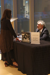 Book signing with Les Kelen