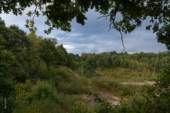Liether Kalkgrube (spookyrod) Tags: liether kalkgrube elmshorn schleswig holstein tree trees lime pit nature reserve clouds pentax k3ii forest