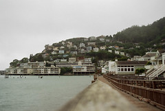(mintsatan) Tags: sausalito sanfrancisco california usa america film filmphoto nikon nikonf80
