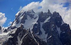 Marpogoro: A hunk of rock and ice (Shahid Durrani) Tags: marpogoro biafo glacier karakoram range karakorams baltistan pakistan