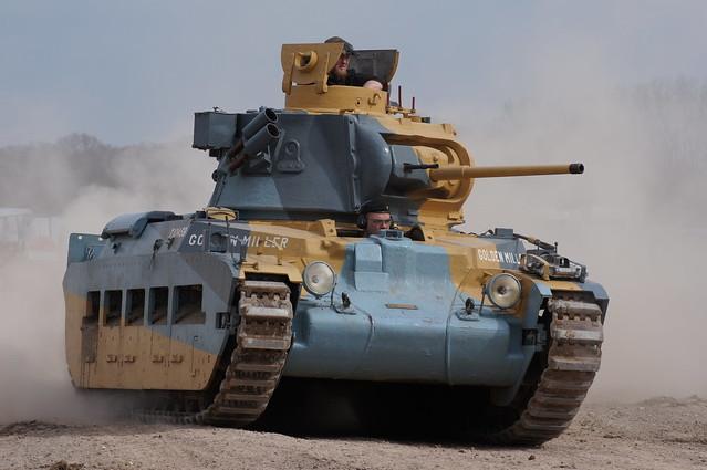 Matilda 2 Tank
