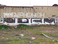 Norm Inkhead Phonoh (soulroach) Tags: nyc ny brooklyn graffiti awr msk norm inkhead phonoh