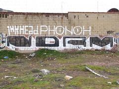 Norm Inkhead Phonoh (soulroach) Tags: nyc ny brooklyn graffiti awr msk norm inkhead phonoh