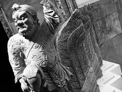 Grand Palace (112) (David OMalley) Tags: asian thailand temple gold golden asia bangkok mosaic buddha buddhist south royal buddhism grand palace east thai southeast oriental orient wat gilded emerald thep phra kaew krung